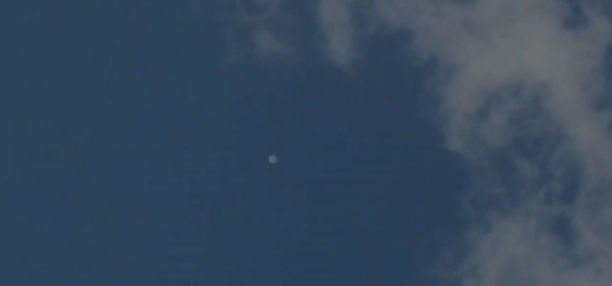 Unknown object hovering over New York – 5th August 2014