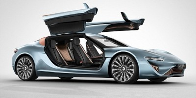New Tech: The sports car that runs on SALTWATER