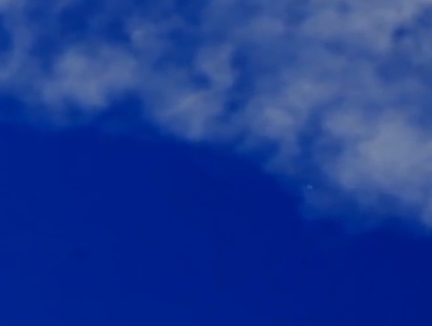 UFO Sighting over California – March 2014
