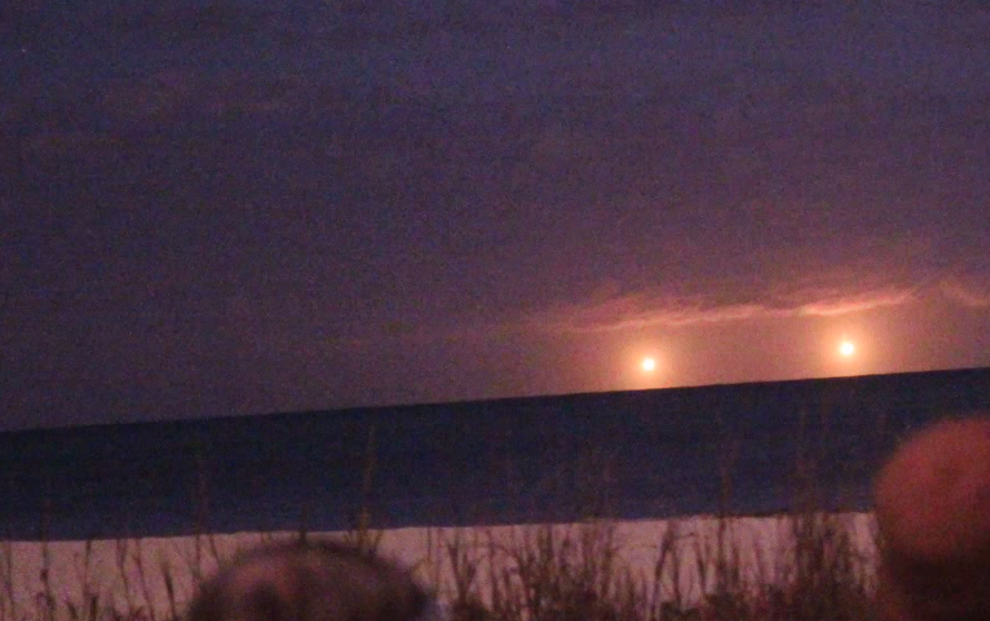Top UFO Sightings From January 2015