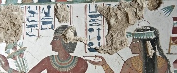 American archaeologists unearth stunning Egyptian tombs