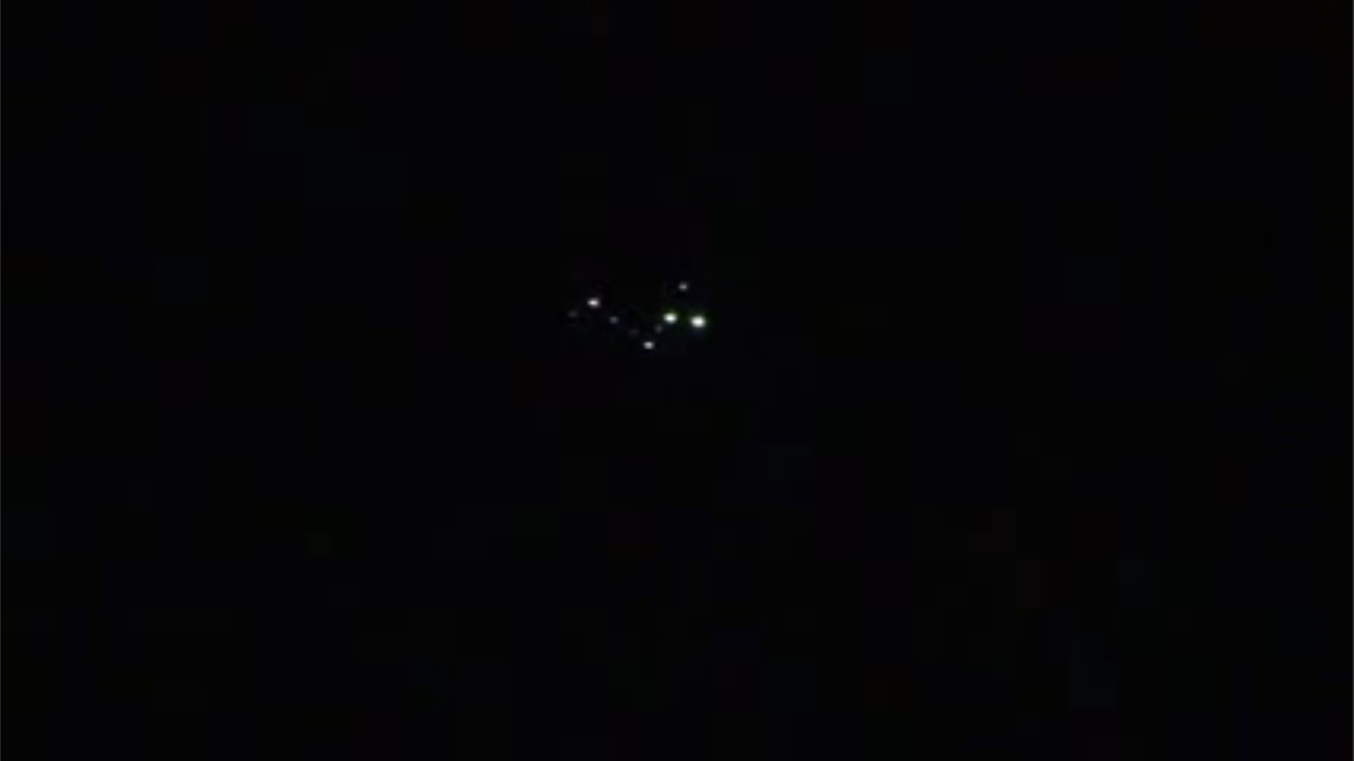V-Shaped UFO Sighting over Russia – 23rd March 2015