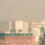 Disk Shaped UFO Footage Filmed over Leeds in West Yorkshire, England.