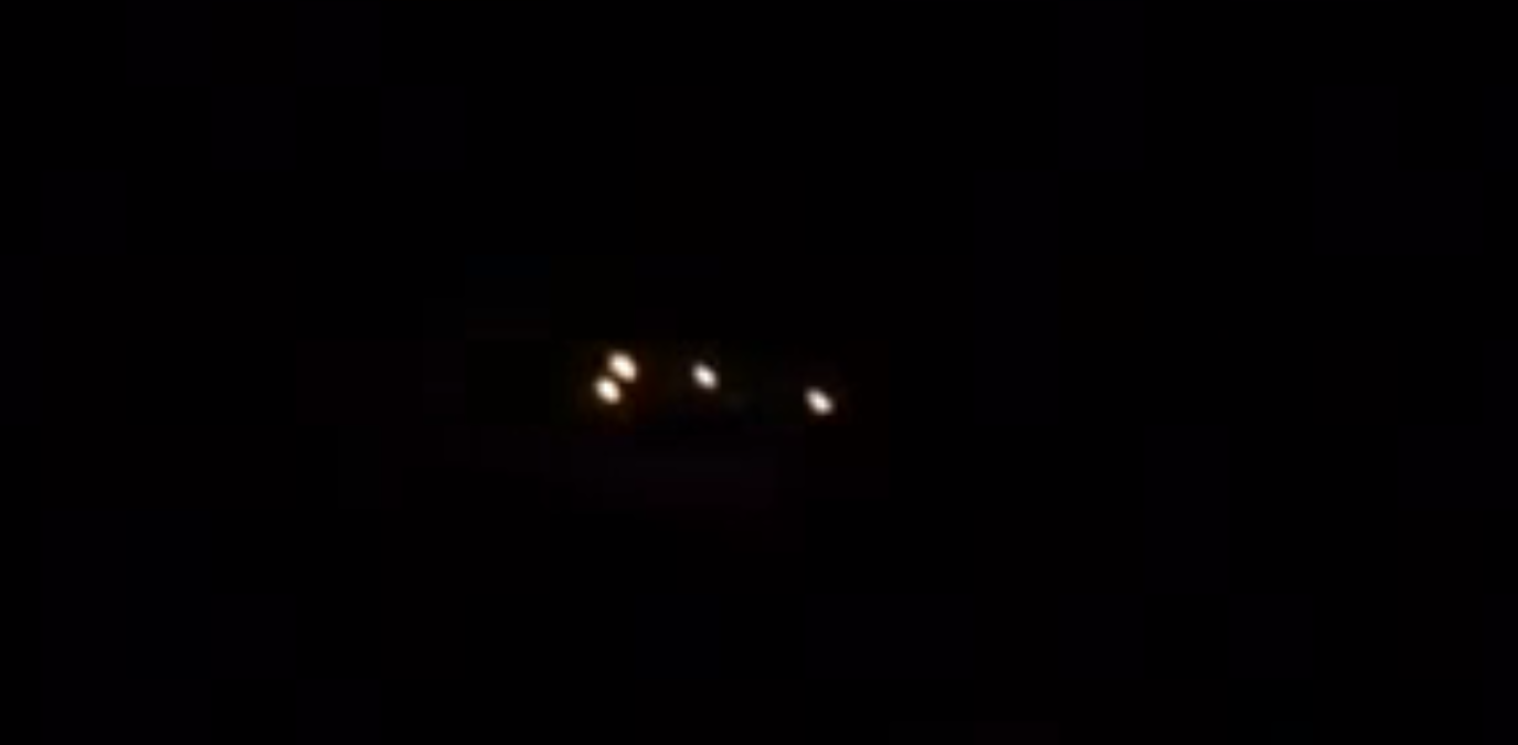 UFO Sighting Filmed over over Pampanga, Philippines – April 26th 2015