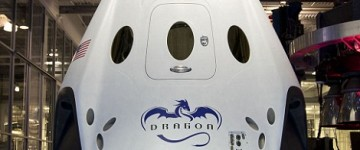 SpaceX reveals revolutionary manned ship that will take astronauts to the ISS