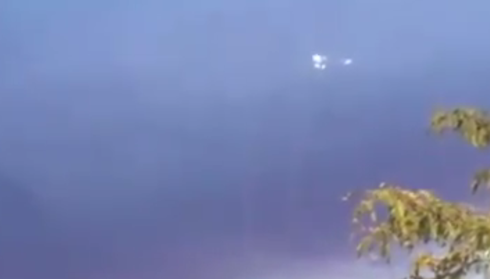 UFO Sighting filmed above Concord, New Hampshire – 21st Sep 2015