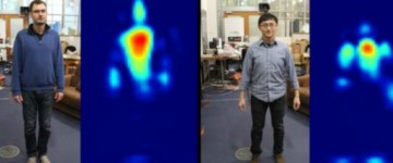 Wi-Fi Sees Humans Behind Walls