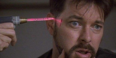 Is this the end of stitches? Star Trek-style device uses LASERS to close wounds