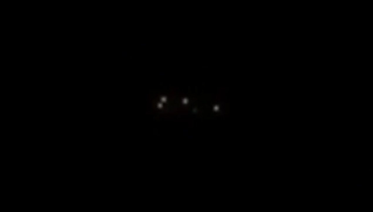 UFO sighting filmed over Dulce, New Mexico – 8th February 2016