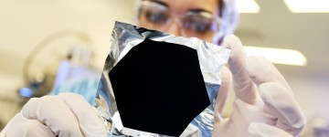 A new material is so black scientists can't even measure it