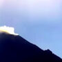 UFO sighting over Popocatepetl Volcano, Mexico – April 2016