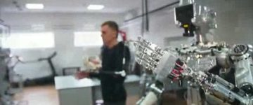 Russia reveals new military robot soldier