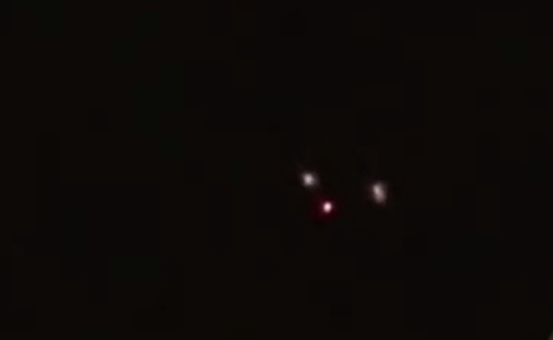 UFO sighting filmed over Moscow – June 2013