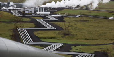 Global warming breakthrough – Icelandic project turns carbon dioxide into STONE