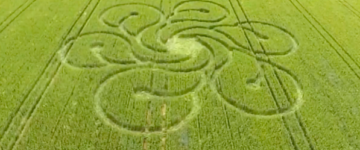 Crop Circle Discovered in Berlin, Germany – June 2016