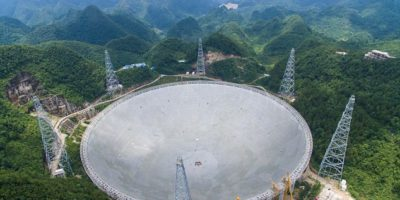 China completes world's largest telescope to find ALIENS