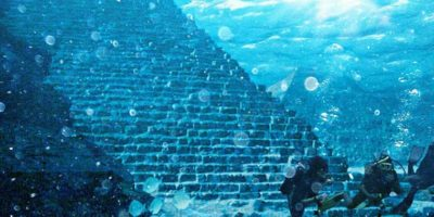 A 20,000 year-old underwater Pyramid has been discovered in the Atlantic Ocean