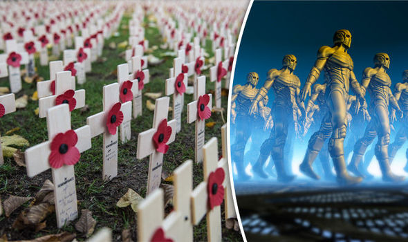 There will be no more Western soldier deaths in ten years