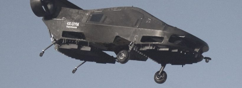 New advanced craft to replace medivac choppers