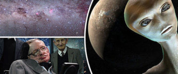 Stephen Hawking's space race to find new habitable planet has been APPROVED by Nasa