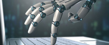 Journalists under threat as AI robot writes article in ONE SECOND