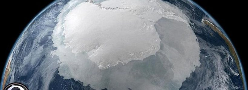 Is there a Nazi UFO site buried in the Antarctic?