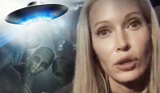 Woman claims she is a alien hybrid