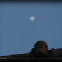 UFO sighting filmed over Slovakia – 17th May 2017