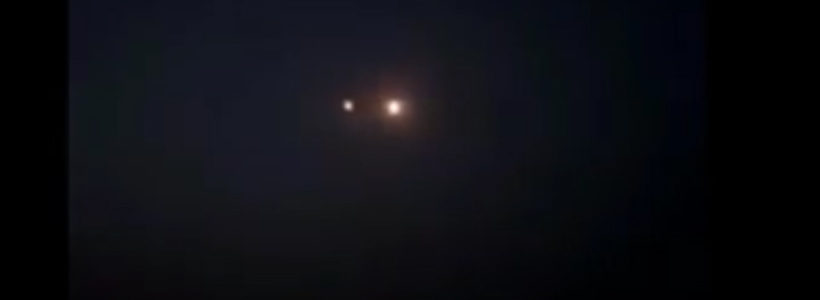 Unknown craft filmed over India – June 14 2017