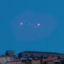UFO Footage Filmed Over California