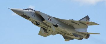 Russia's sixth generation MiG 41 fighter jet will be capable of space travel and could operate without a pilot