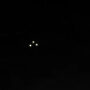 Triangle UFO sighting filmed in Charlottesville, Virginia – 24th July 2016