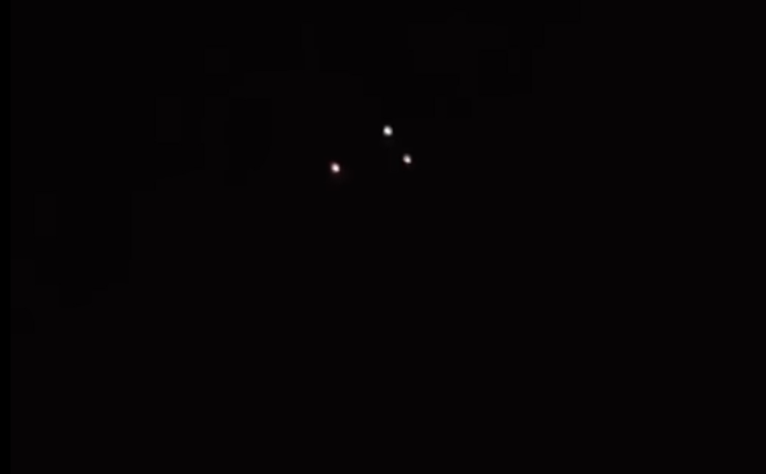 Triangle UFO Sighting Filmed In South Carolina – 26th August 2016