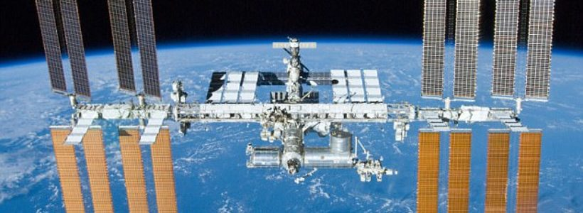Alien bacteria may have been found on the International Space Station