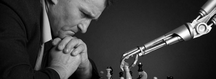 In four hours, a robot taught itself chess, then beat a grandmaster with moves never devised in the game's 1,500-year history