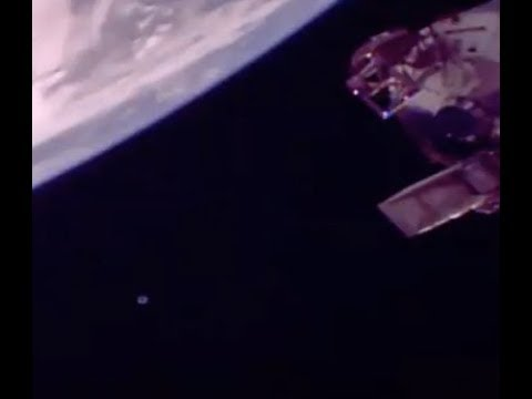 UFO Sighting Filmed By International Space Station – 27th January 2018