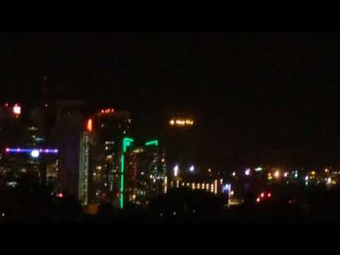 Unknown Lights Filmed In The Sky Above San Diego