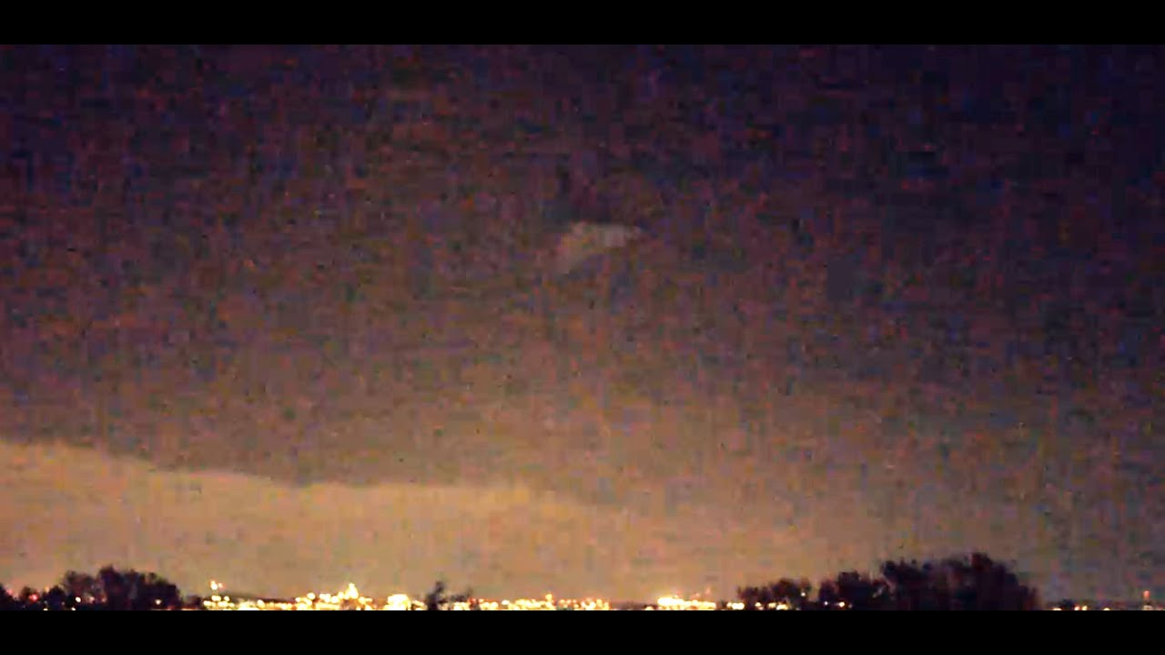 Pyramid Shaped UFO Over Pentagon On 19th December 2018