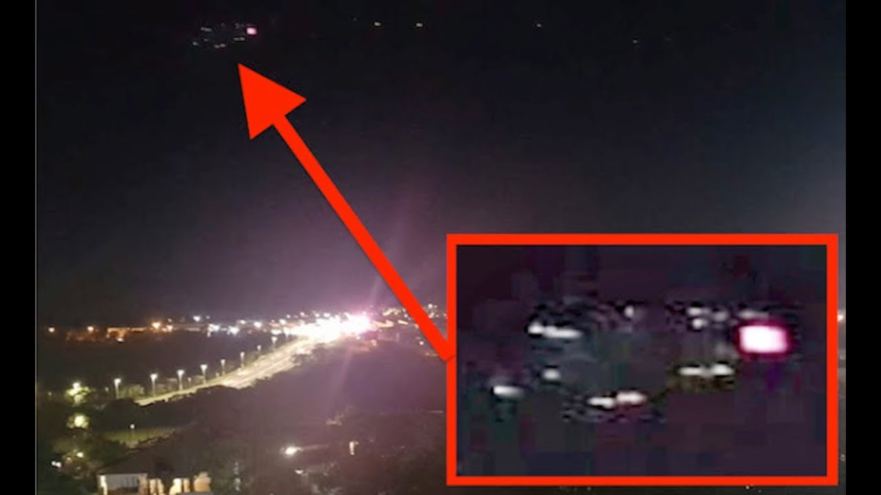 UFO Sighting Over East London, South Africa – May 13, 2019