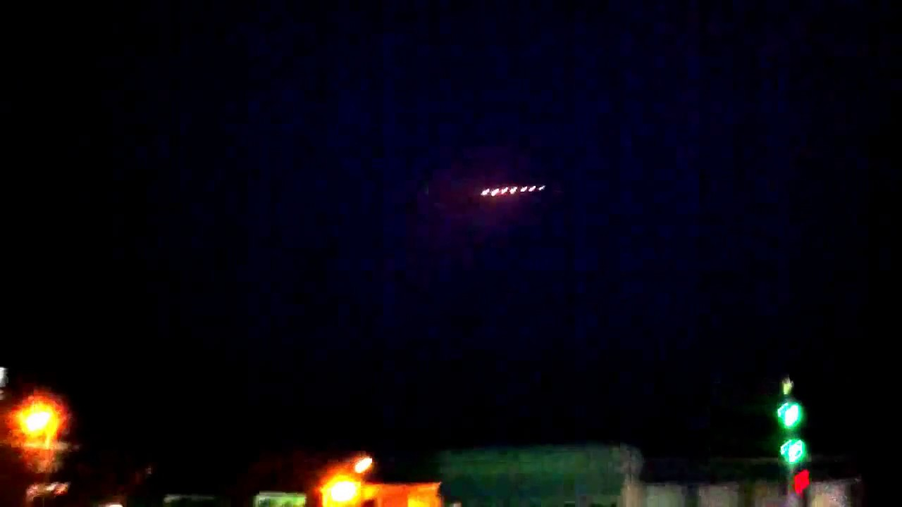 UFO sighting filmed over Wisconson – 20th April 2016