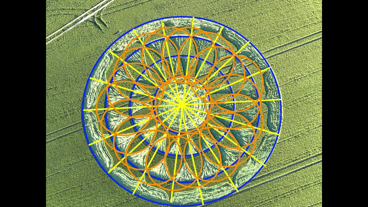 Crop Circle Discovered In Wiltshire, UK – 25th June 2020