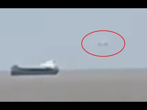 New UFO Sighting Filmed Over The Bristol Channel