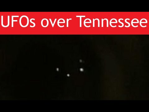 Unknown lights filmed flying over Bethpage, Tennessee – 13th June 2020