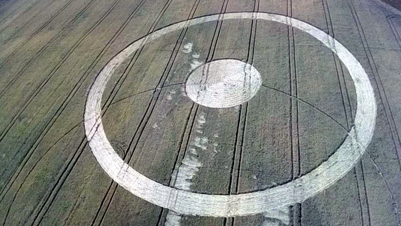 Crop Circle Discovered In Orchów, Poland – June 2020