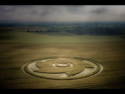 New Crop Circle Filmed in Wiltshire, UK – 17th July 2020