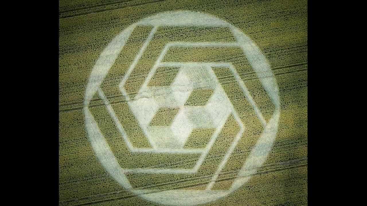 Three new crop circles have appeared in Europe. Hungary, France and UK