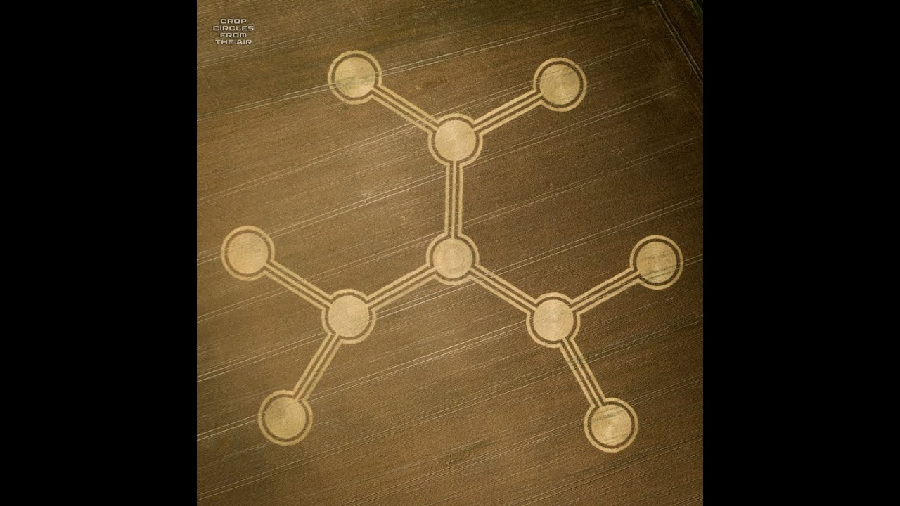 Two new crop circles discovered in Wiltshire