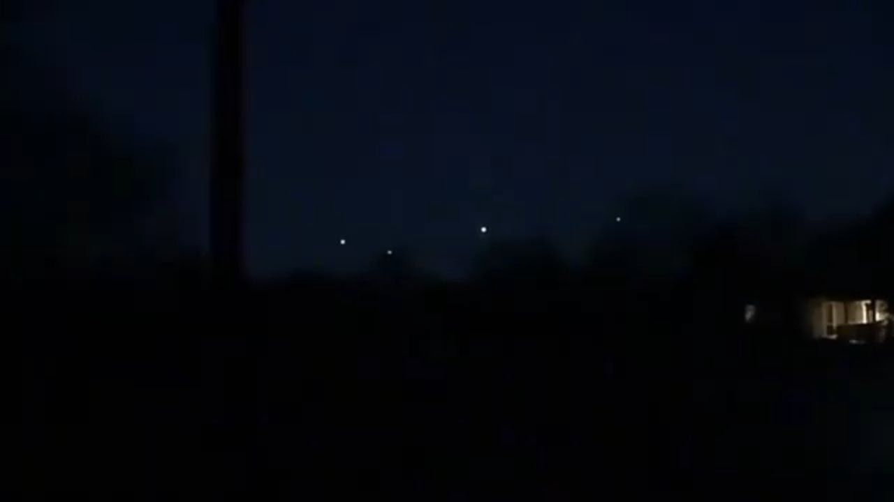 Several unknown lights spotted flying over Burleson, Texas – January 30, 2021