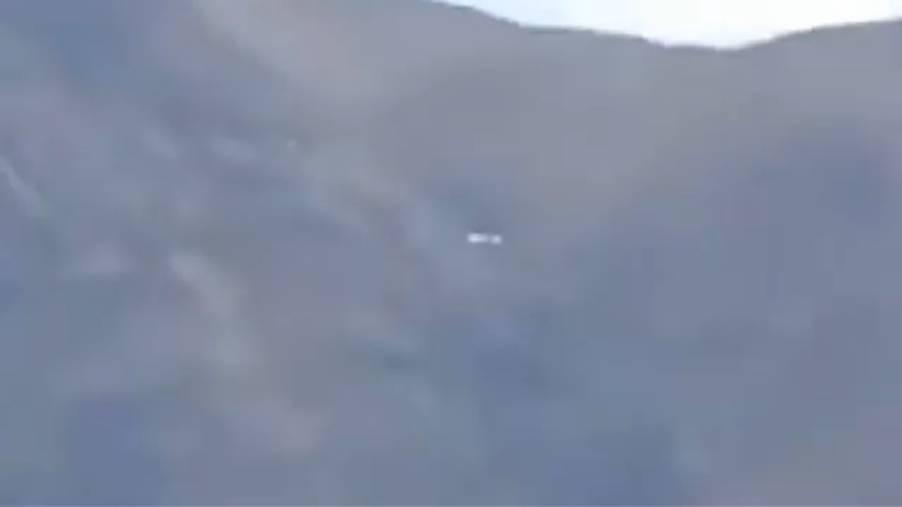 Cigar Shaped UFO Spotted Over Chile Valley – April 23, 2021