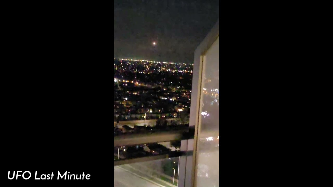 UFO Sighting in Canada, Mississauga – April 20, 2021